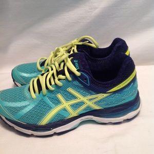 Asics running shoe